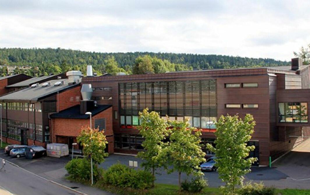 Stovner videregående skole og de andre vgs. i hovedstaden er på rødt nivå.