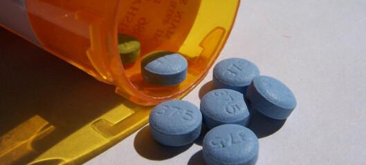 Undersøkelse viser en økning i stress og medisinering blant unge