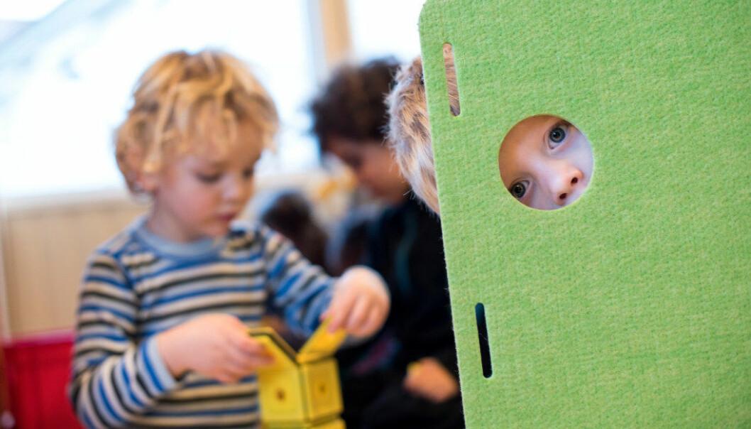 Berre ein gong har eit fylkesmannsembete nytta det nye høvet til å utføre tilsyn i ein einskild barnehage, ifølgje Utdanningsdirektoratet. Ill. foto: Erik M. Sundt