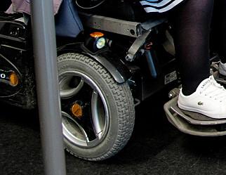 Funksjonshemmet ungdom dropper ut av skolen