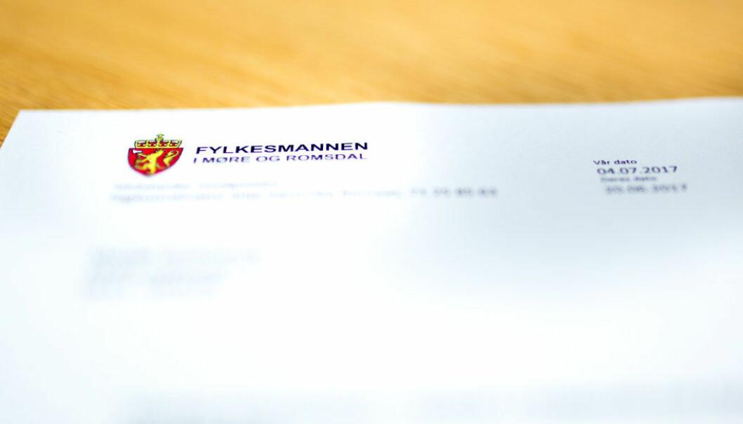 Fylkesmannen i Møre og Romsdal mener Molde kommune gjorde en for enkel kontroll da fire barnehager ble pålagt å øke bemanningen i forhold til antall barn. Pålegget ble derfor opphevet.