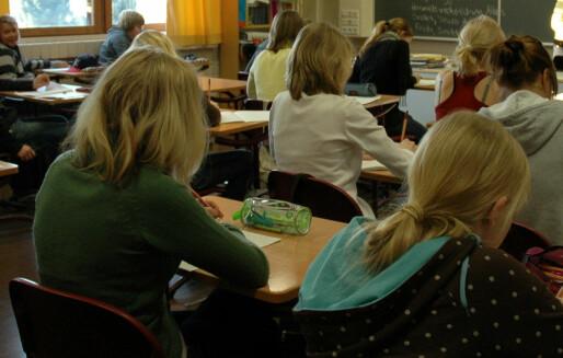 Et nytt system i Fredrikstad skal hindre elever fra å falle fra skolen