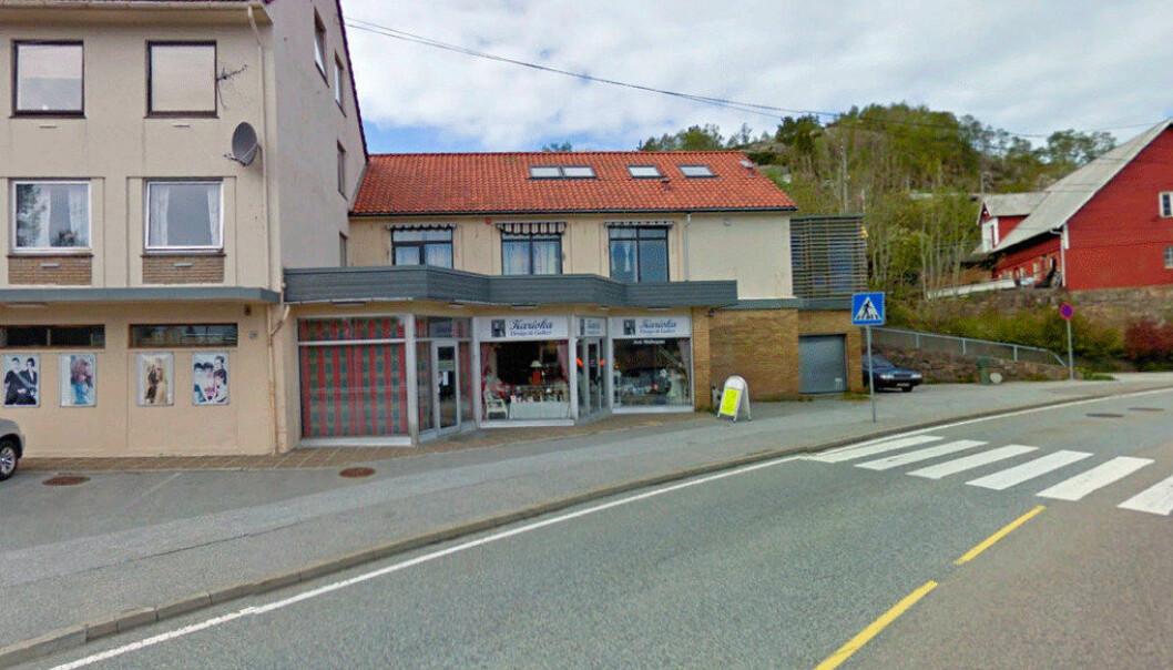 I dette bygget holder Cultiva Barnehage AS til. Daglig leder, Renate Lundgren Nysæter, er den som topper lønnslisten i landets AS-barnehager med sine 1,7 millioner kroner i årslønn. Foto: Google.