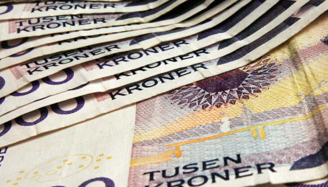 Lærer Berit Ruud Berve fikk et krav på en halv million kroner fordi Oslo Pensjonsforsikring mente hun hadde jobbet mer enn hun faktisk hadde. En jurist i Utdanningsforbundet hjalp henne med å løse saken. Arkivfoto: Utdanning