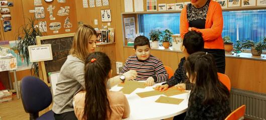Utvalgte skoler i Oslo får ekstra lærere