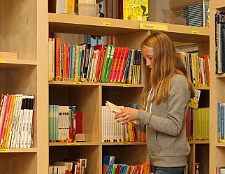 Stramme skolebudsjetter rammer bibliotekene