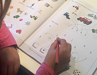 Én av tre matematikklærere i barneskolen har mindre enn et halvt års fordypning
