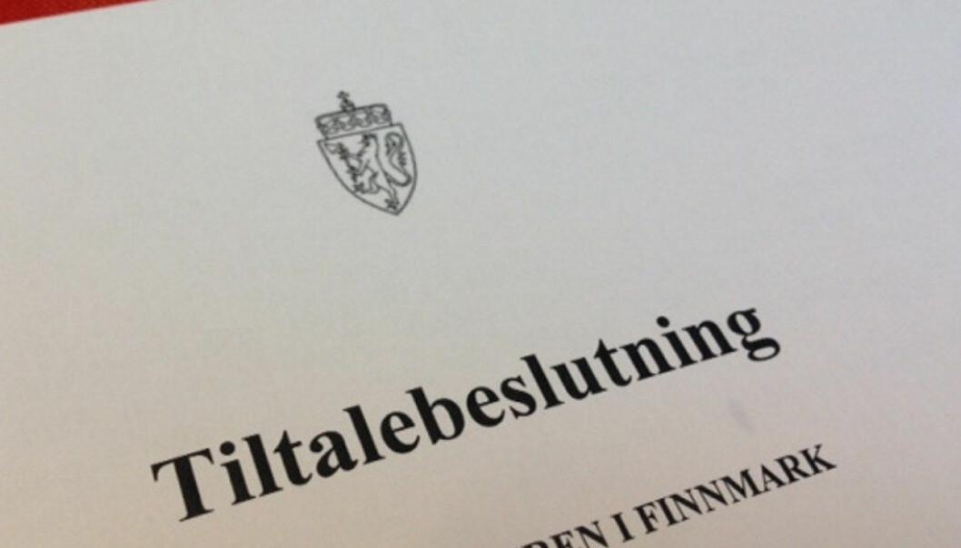 Læreren skal blant annet ha slått, sparket og knipset elevene, ifølge tiltalebeslutningen i saken som nå er oppe i Øst-Finnmark tingrett. Foto: Sonja Holterman