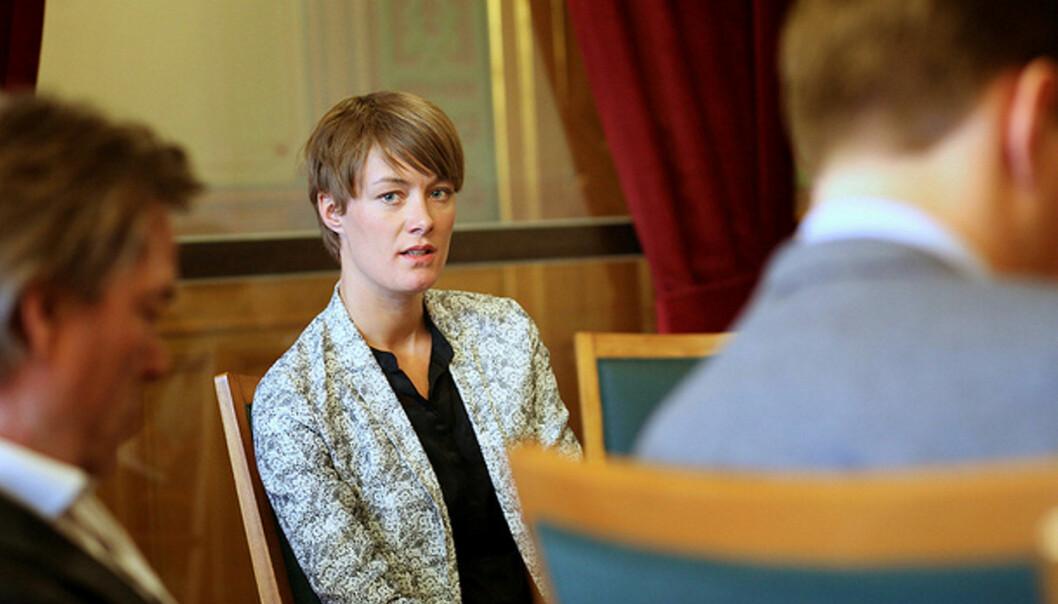 Ap-politiker Anette Trettebergstuen sier barnehagelovverket ikke fungerer etter hensikten. Foto: Arbeiderpartiet.