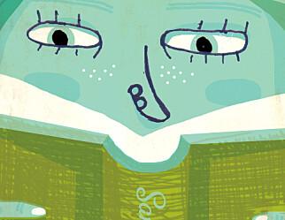 Rektor leste høyt for elev under nasjonal leseprøve