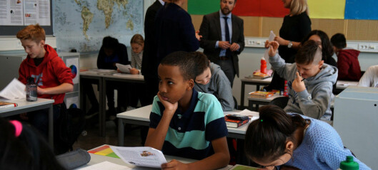 Sinsen skole har snudd elevflukt og svake resultater på fem år