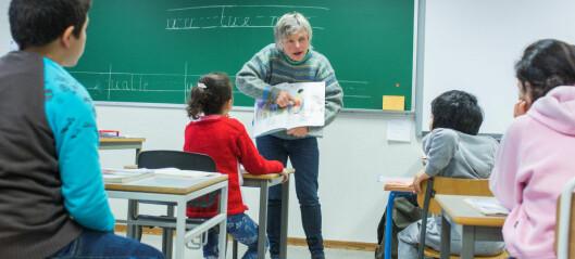 KrF: – Risikerer kutt i antall barneskolelærere