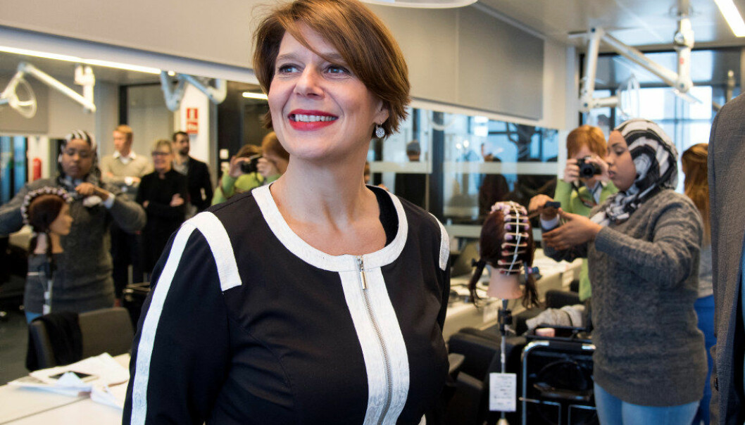 Oslos byråd for oppvekst og kunnskap, Tone Tellevik Dahl (Ap). Arkivfoto: Utdanning