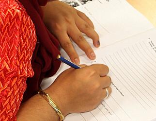 NTNU-forskning: Håndskrevne notater gir best læring