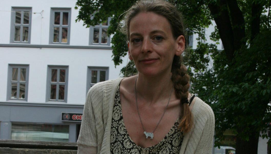 Styreleder i Normal Norge, Ester Nafstad, mener norsk ungdom får mye feilaktig informasjon om cannabis. Foto: Kjersti Mosbakk