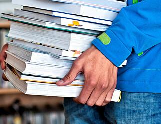 Over 6 av 10 lærere i grunnskolen velger papir