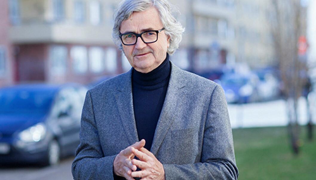 – Meklingen førte til en avklaring på to områder som er særlig viktige for Unios medlemmer, sier forhandlingsleder i Unio Stat, Petter Aaslestad. Foto: Erik Norrud