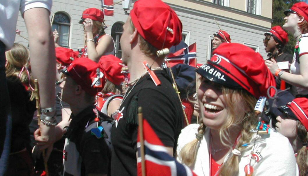 Et flertall av norske rektorer vil endre eller avvikle russefeiringen. Ill.foto: Wikimedia commons
