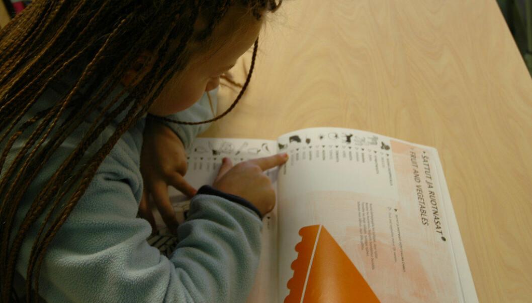 Samtingsrådet vil for første gang gjennomføre en leseundersøkelse blarnt samiske barn. Arkivfoto: Utdanning