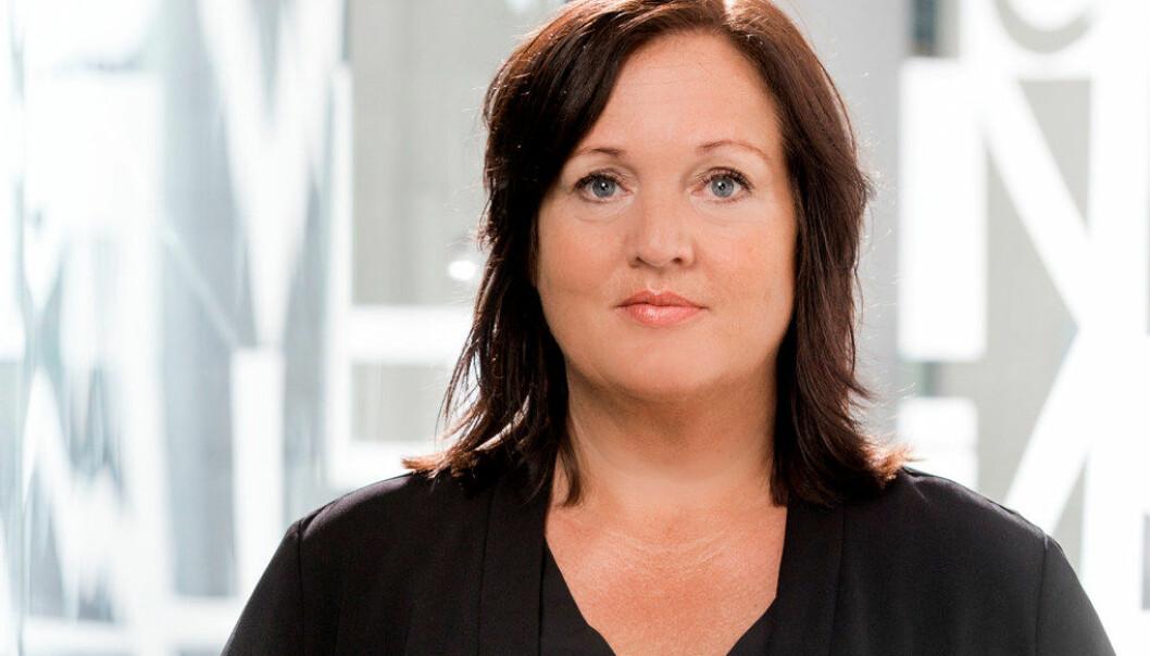 Aina Skjefstad Andersen er forhandlingsleder  i Unio Oslo kommune. Foto: Unio