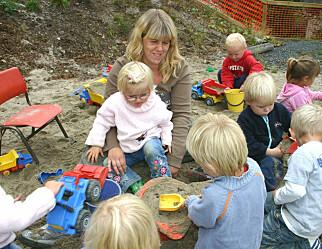 Konflikten om arbeidstid i barnehagen er avgjort