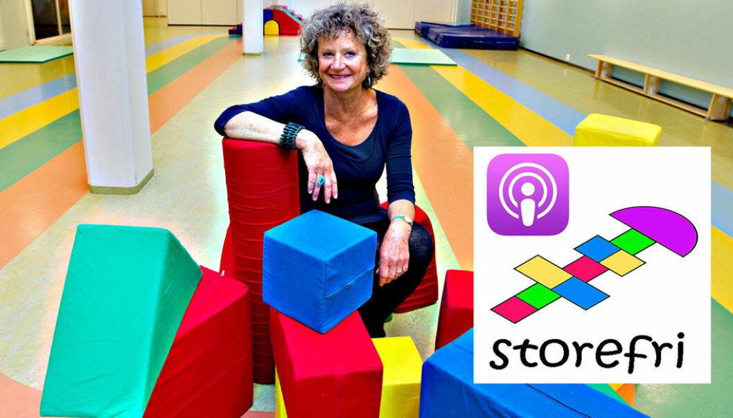 - Åpenhet om seksualitet kan forhindre overgrep, sier barnehagelærer Pia Friis, som mener at barn må få lov til å leke seksuelle leker i barnehagen dersom de ønsker det. Foto: Roger Neumann, VG / NTB scanpix