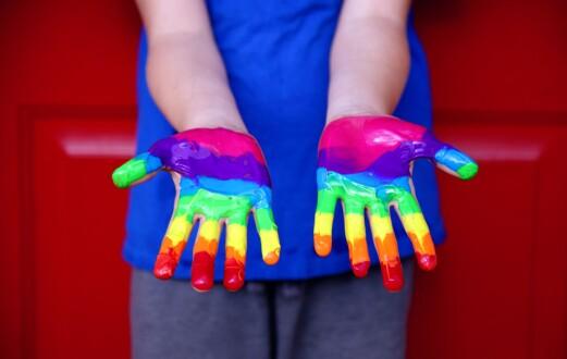 Homoparade er blitt folkeparade