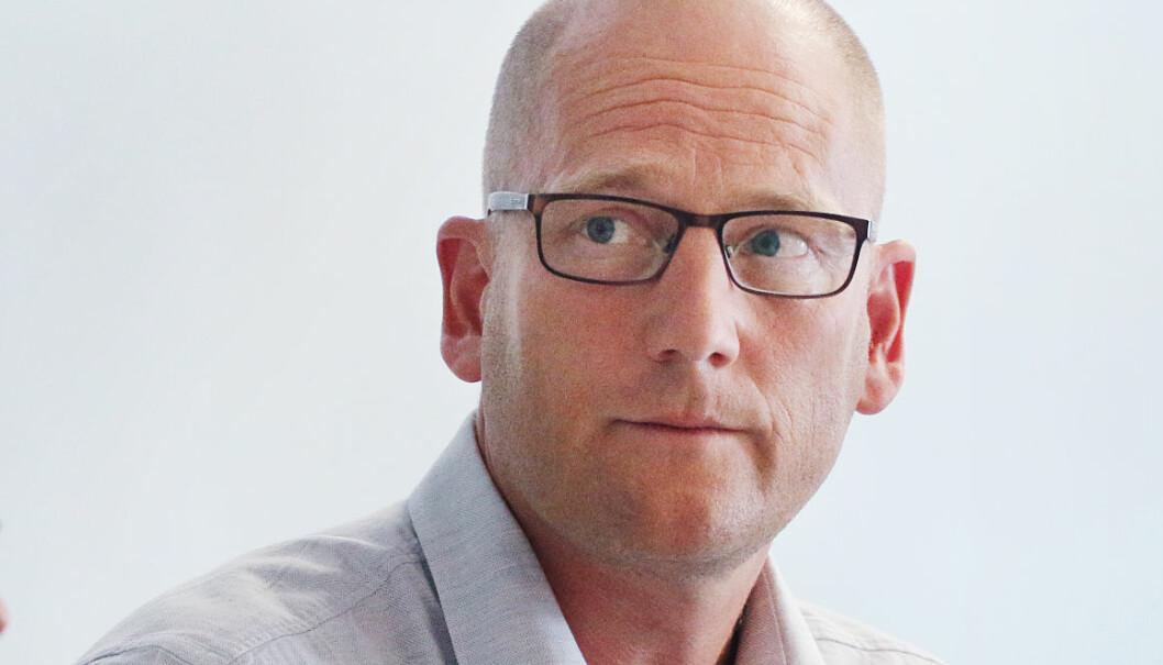 Leder av Utdanningsforbundet, Steffen Handal, mener sentrale myndigheter må rydde opp i hvordan kapittel 9 i opplæringsloven praktiseres. Foto: Jørgen Jelstad.