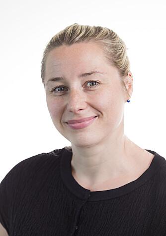 Mette Bjerkaas, leder for skoleavdelingen i FN-sambandet. Foto: FN-sambandet.