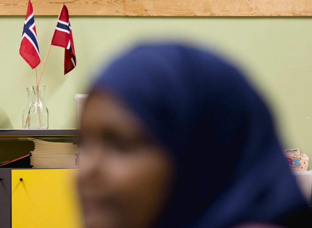 Barns rettigheter i livssynsskoler må komme tydeligere fram, mener regjeringen. (Foto: Tom-Egil Jensen)