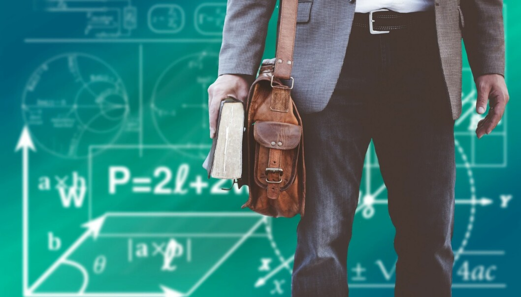 Gjennomsnittlig stillingsprosent for lærere i Rogaland synker. Illustrasjonsfoto: Alexas Fotos/Pixabey