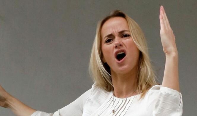 - Lytt til de unge og ta dem på alvor, råder Tale Maria Krohn Engvik. Foto. privat
