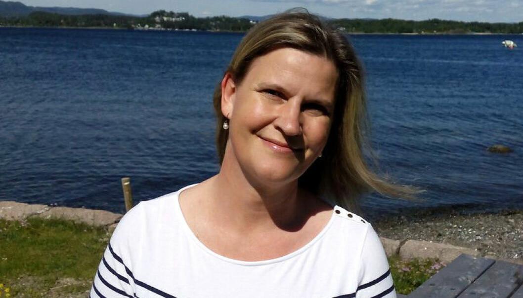 Irma M. Rustad, leder i foreningen Mobbing i skolen, er kritisk til at de ikke fikk delta i evalueringen av kapittel 9a i opplæringsloven. Foto: Privat