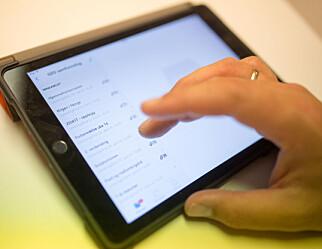 Lyser ut 23 millioner til utvikling av digitale læremidler