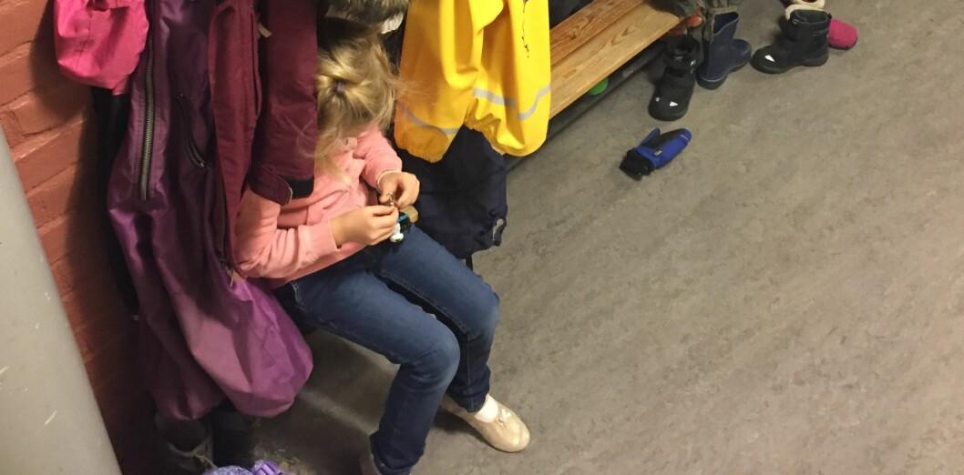 Lærere i Bamble kommer nå med bekymringsmeldinger om mobbing. Før meldte bare elever og foreldre. (Illustrasjonsfoto: Paal Svendsen)