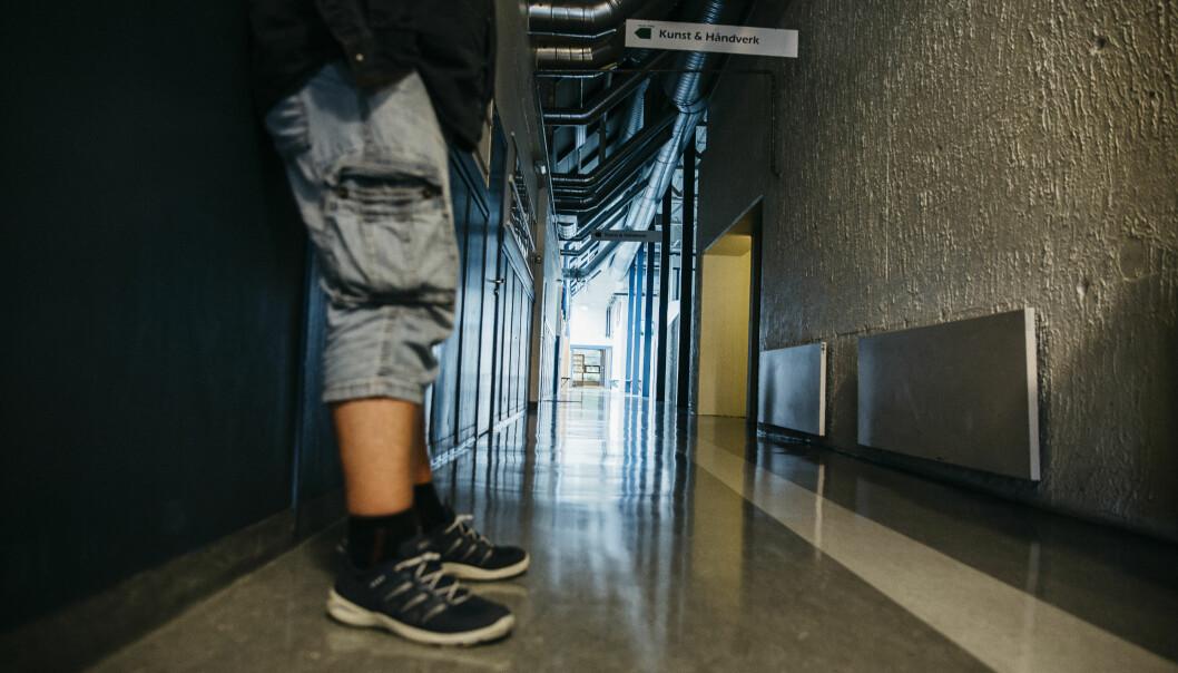 Lovendring hindrer overgrepsdømte i å få jobb i videregående skole. Foto: Tommy Ellingsen