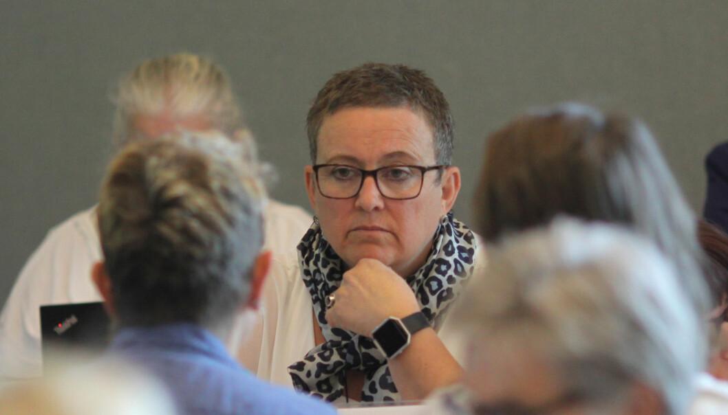 Lene Hammergren Stensli (55). Foto: Tore Brøyn
