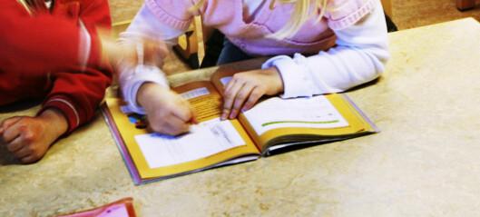 – Overforbruk i helsesektoren har rammet skole og barnehage