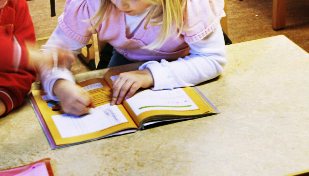 - Budsjettkuttene oppfattes som uforutsigbare og uforklarlige for både skoleledere, barnehageledere og tillitsvalgte, sier leder i Utdanningsforbundet Tromsø, Rune Bakkejord. Illustrasjonsfoto: Utdanning