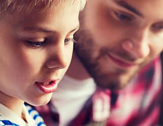 Ole (5) havner ofte i konflikter i barnehagen, men ikke når assistenten Per er der