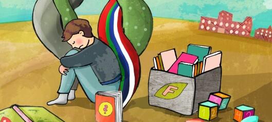 Uten kvalifisert hjelp i barnehagen står barn med språkvansker i fare for å utvikle atferdsmessige, sosiale og psykiske problemer