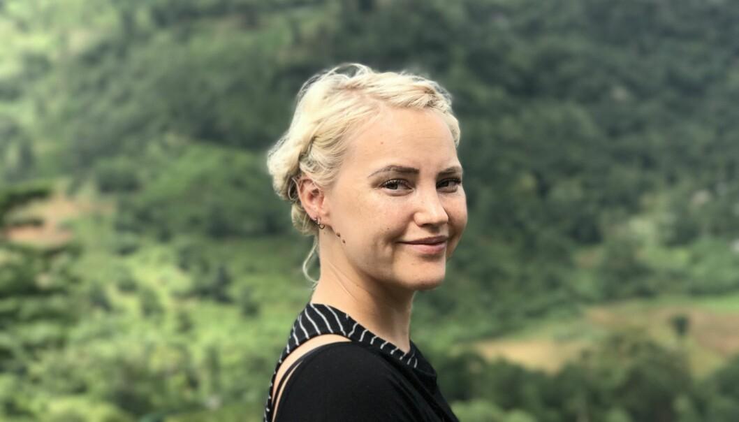 Èn av tre nordmenn under 30 år slår over til engelsk når de snakker med svensker og dansker. Universitetslektor Hedvig Solbakken mener de nye læreplanene i norsk burde inneholde flere kompetansemål om nabospråkforståelse. FOTO: Privat