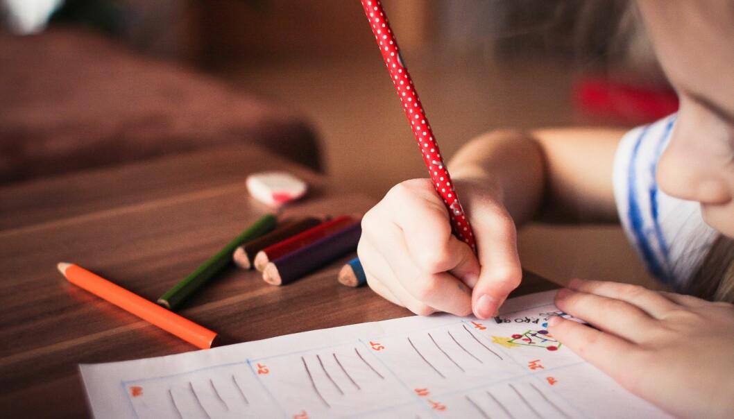 Alle nyutdannete, britiske lærere får opplæring i hvordan de skal avdekke mentale plager blant elever, og hva de skal se etter. Ill.foto: Pixabay