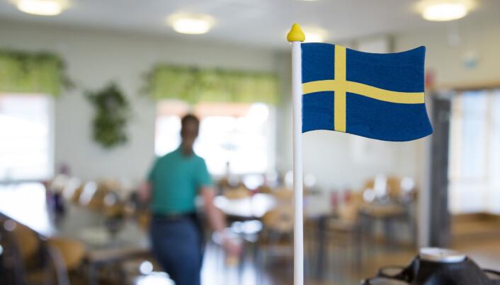 «Barn som spiser for lite, har dårlige forutsetninger for å lære,» skriver det svenske Livsmedelsverket.
