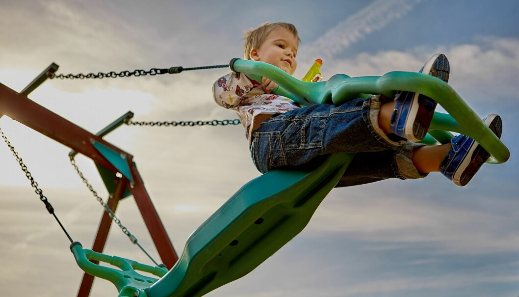 SV mener private barnehagers mulighet til å ta ut profitt burde stanses. Foto: Pixabay