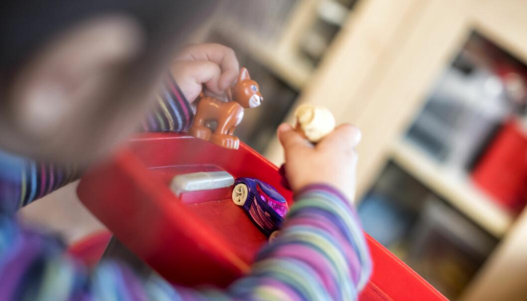 Arbeiderpartiets talsperson for utdanning Martin Henriksen sier regelverket for barnehager må strammes inn. Ill.foto: Erik M. Sundt