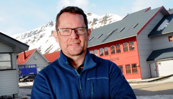 For fire år siden begynte Pål Berg (bildet) og Espen Rotevatn å se på mulighetene for å åpne folkehøgskole på Svalbard. I september åpner de dørene. Foto: Marianne Otterdahl-Jensen