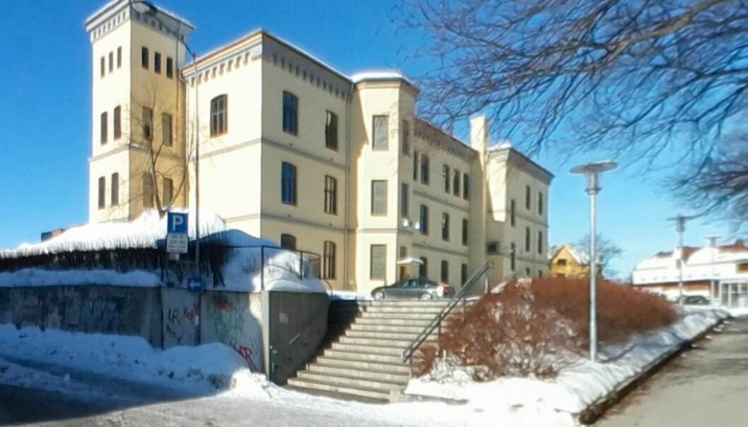 Studentene ved Høgskolen i Innlandet hadde rekordresultater på forkurset i matematikk. Foto: Google Maps