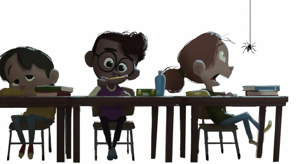 Om lag 20 prosent av de timene som er satt av til spesialopplæring, blir brukt på andre ting. Illustrasjon: Bård Sletvold Torkildsen