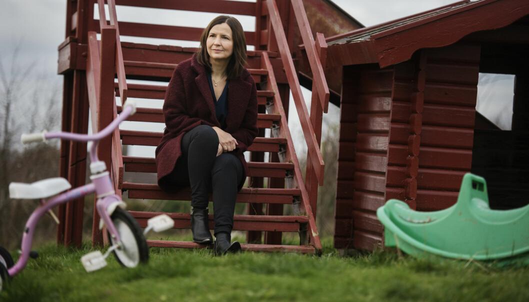 Professor Mari Rege er en av prosjektlederne i Agderprosjektet. Foto: Marie von Krogh.
